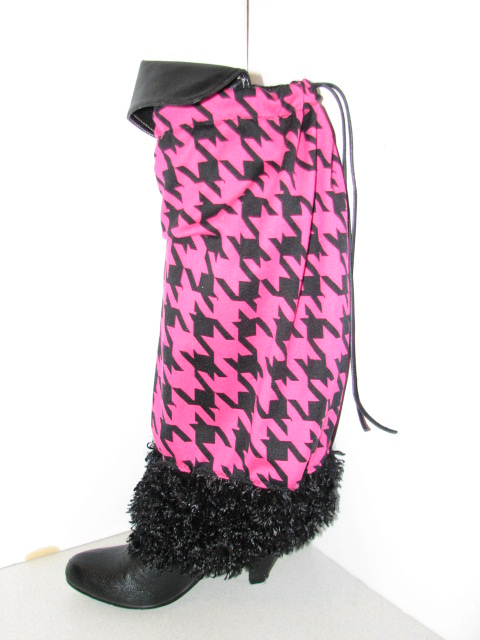 New Cool Boot Covers - Click here to purchase
